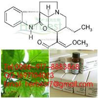 Rhynchophylline,76-66-4,98% by HPLC+MS+NMR(76-66-4)