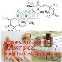 Cucurbitacin B,6199-67-3,98% by HPLC+MS+NMR(6199-67-3)