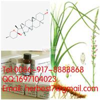 Sarsasapogenin,CAS:126-19-2,98% by HPLC+MS+NMR(126-19-2)