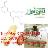 Luteolin,CAS:491-70-3,98% by HPLC+MS+NMR,