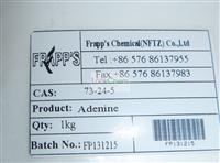 Adenine,Cas#73-24-5(73-24-5)
