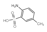 2-amino-5-methylbenzenesulfonic Acid