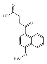 3-(4-methoxy-1-naphthoyl)propionic Acid