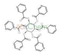 [2,3,4,5,6-pentakis(pyridine-3-carbonyloxy)cyclohexyl] Pyridine-3-carboxylate