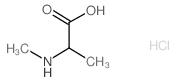2-(methylamino)propanoic Acid