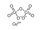 Copper,oxido-(oxido(dioxo)chromio)oxy-dioxochromium