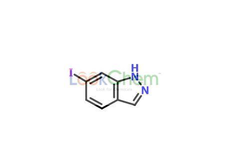 6-Iodo-1H-indazole(261953-36-0)