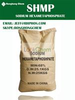Glass chip SHMP-Sodium Hexametaphosphate-also provide powder and micro granular