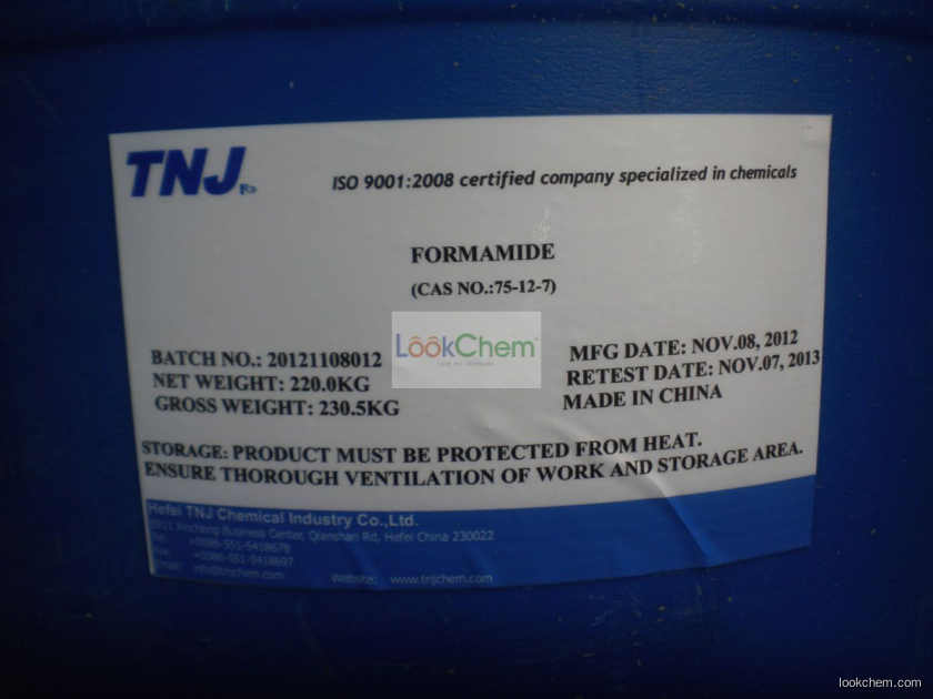 Good quality Formamide,75-12-7