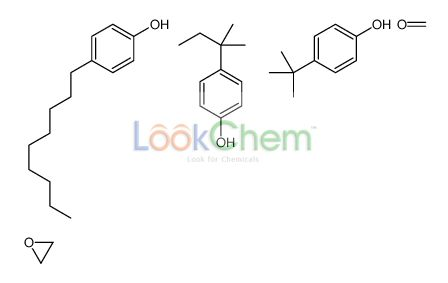 4-tert-butylphenol,formaldehyde,4-(2-methylbutan-2-yl)phenol,4-nonylphenol,oxirane