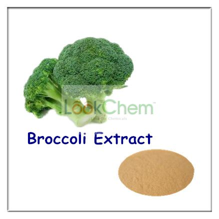 Best Price Factory Supply Fine Powder Anti-Cancer Broccoli Powder Broccoli Extract Sulforahane