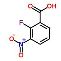 2-Fluoro-3-nitrobenzoic acid CAS NO.317-46-4