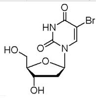 5-Bromo-2'-desoxyuridine(59-14-3)