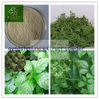Gynostemma Extract, Gynostemma Extract Powder, 100% Natural Gynostemma Extract