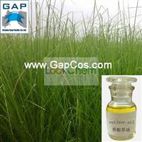 Natural Vetiver Root Extract Vetiver Oil