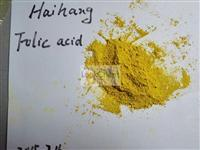 Folic Acid from China's top manufacturer(59-30-3)