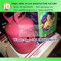 disposable helium balloons gas tank