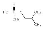 methyl(2-methylpropoxy)phosphinic acid