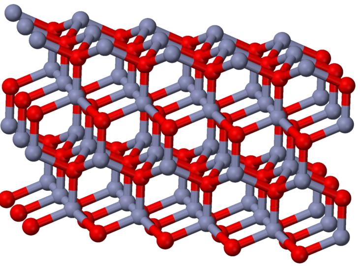 Zinc Oxide (nano needle)