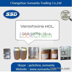 High quality Venlafaxine HCL 99% supplier