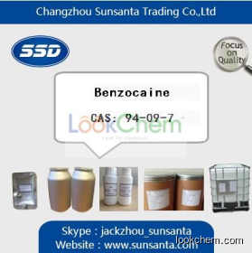 High quality Benzocaine factory in China