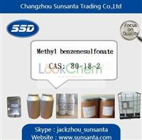 High purity Methyl benzenesulfonate supplier at best price