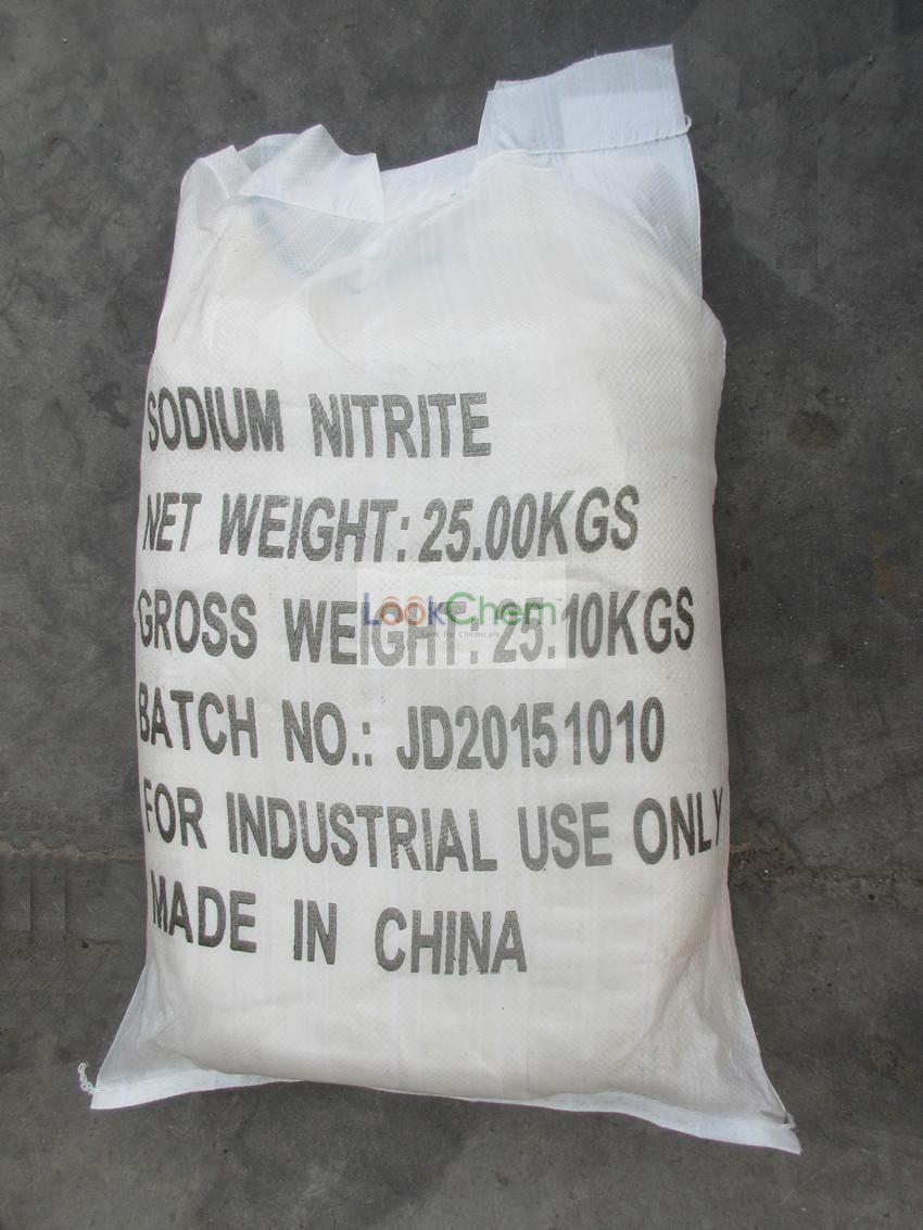 Sodium Nitrite(7632-00-0)