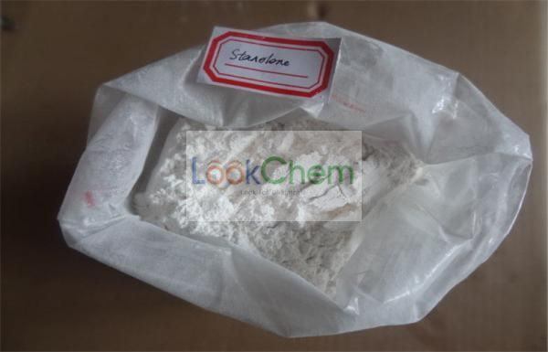DHT Stanolone Androstanolone Sexual Hormone Healthy Steroids for Bodybuilding (Email: linda@hubeijusheng.com)
