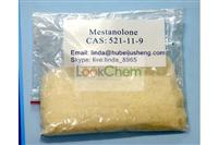 Hormone Mestanolone Raw Steroid Powders 521-11-9 Muscle Enhancement