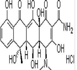 High quailty Oxytetracycline hydrochloride