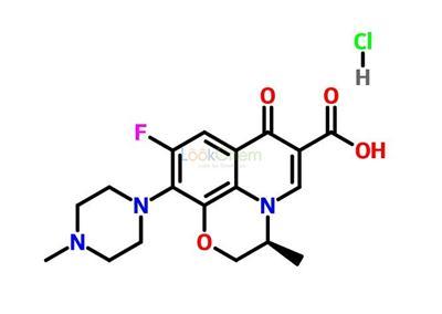 Levofloxacin hydrochloride(177325-13-2)