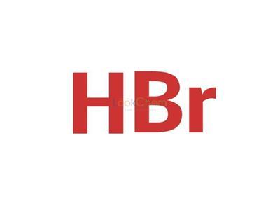 hydrogen bromide(10035-10-6)
