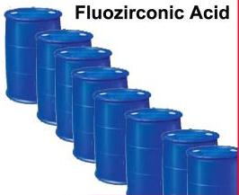 High quality Hexafluorozirconic Acid