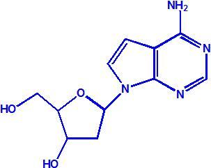 7-Deaza-2'-deoxyadenosine