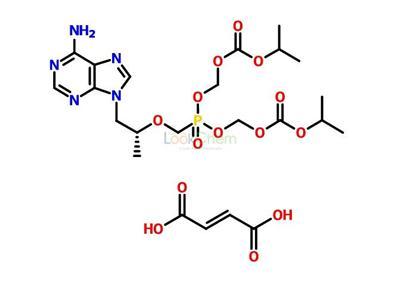 Tenofovir disoproxil fumarate(202138-50-9)