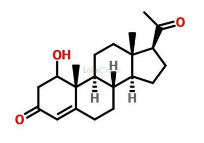 17α-hydroxyprogesterone(68-96-2)