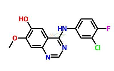 O-Desmorpholinopropyl Gefitinib(184475-71-6)