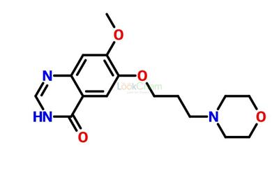 7-methoxy-6-(3-morpholin-4-ylpropoxy)-1H-quinazolin-4-one(199327-61-2)