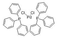 Bis(triphenylphosphine)palladium (II) chloride/ 13965-03-2/ 98% IN STOCK
