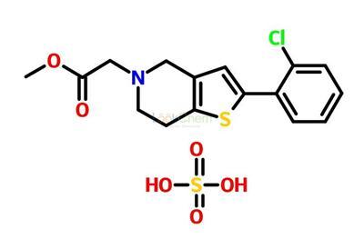 Clopidogrel sulfate(120202-66-6)
