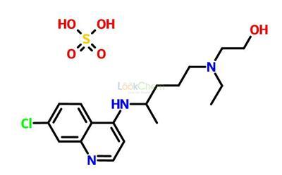 Hydroxychloroquine sulfate(747-36-4)