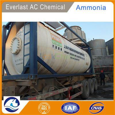 Anhydrous Ammonia 99.8% for Phiippines Refrigerant