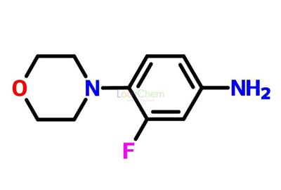 3-Fluoro-4-morpholinoaniline(93246-53-8)