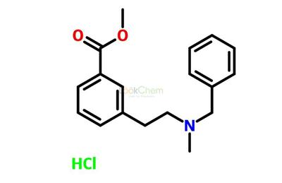 Methyl 3-(2-(benzyl(methyl)amino)ethyl)benzoate hydrochloride