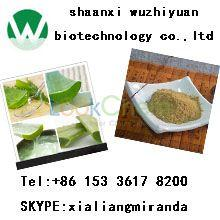 Buy High quality of Aloe vera extracts aloin factory