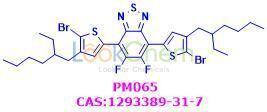 5,6-difluoro-4,7-bis-(5-bromo-4-(2-ethylhexyl)-2-thienyl)-2,1,3-benzothiadiazole(1293389-31-7)