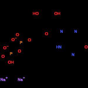 Inosine-5′-diphosphate disodium salt