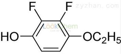 1-HYDROXY-4-ETHOXY-2,3-DIFLUOROBENZENE(126163-56-2)