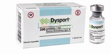 DYSPORT RELOXIN 500IU