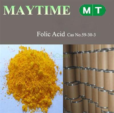 Folic acid/Vitamin B9 USP38 CAS 59-30-3